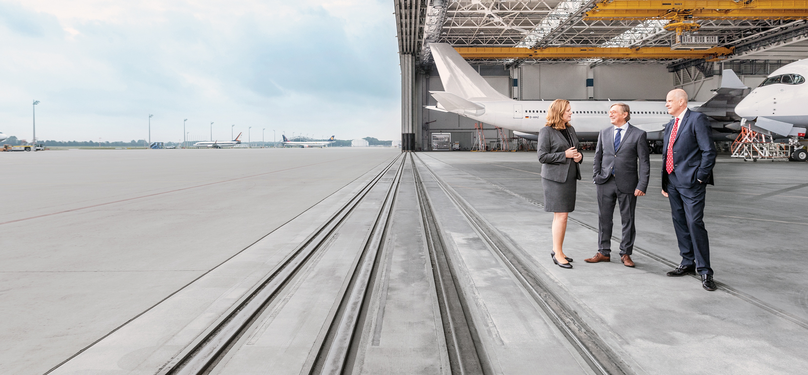 Flughafen München Geschäftsführung