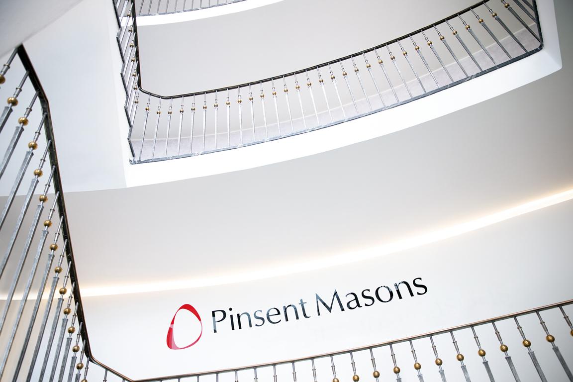 pinsent masons #1